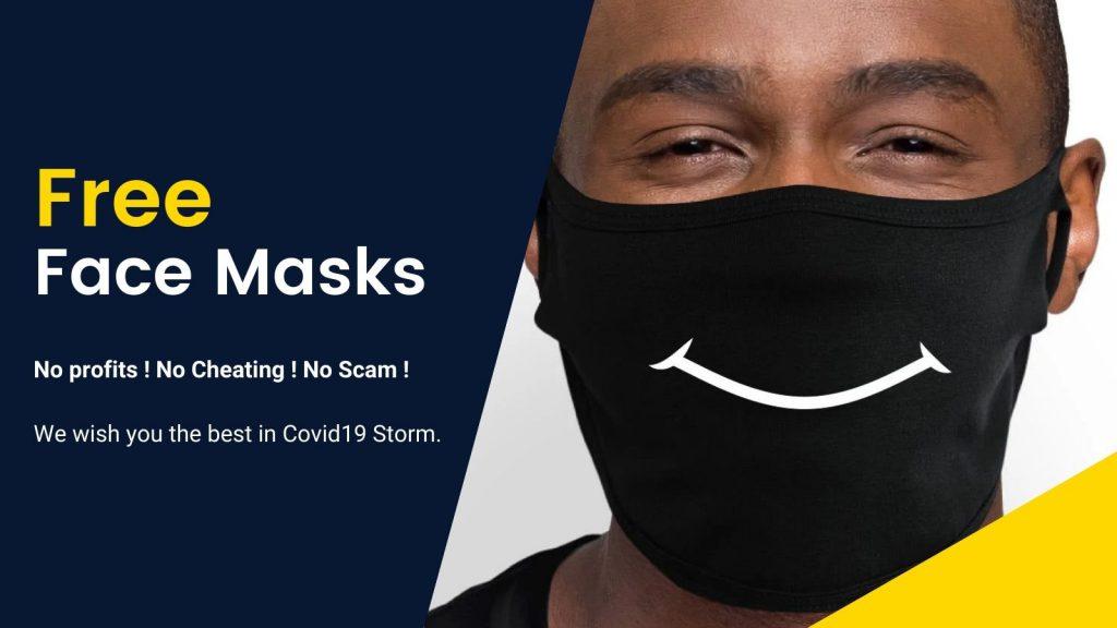Free Mask Banner 2 - WANGE Block