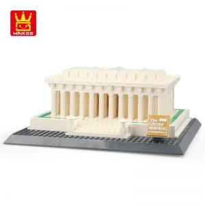 WANGE 4216 Lincoln Memorial 0