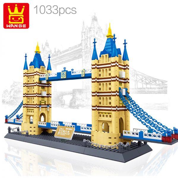 WANGE 5215 Tower Bridge, Ukalt, UK 0