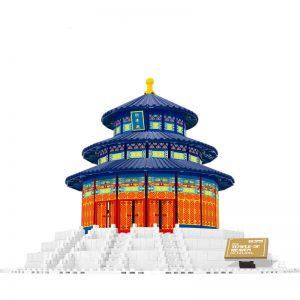 WANGE 8020 Beijing Temple of Heaven 0