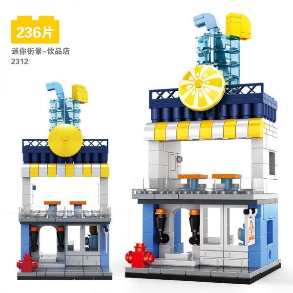 WANGE 2312 Mini Street View - Drinks Shop 0