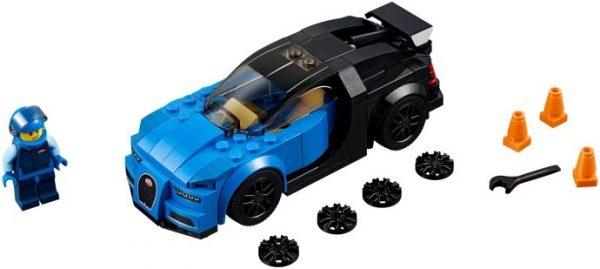WANGE S73 Bugatti Chiron 1