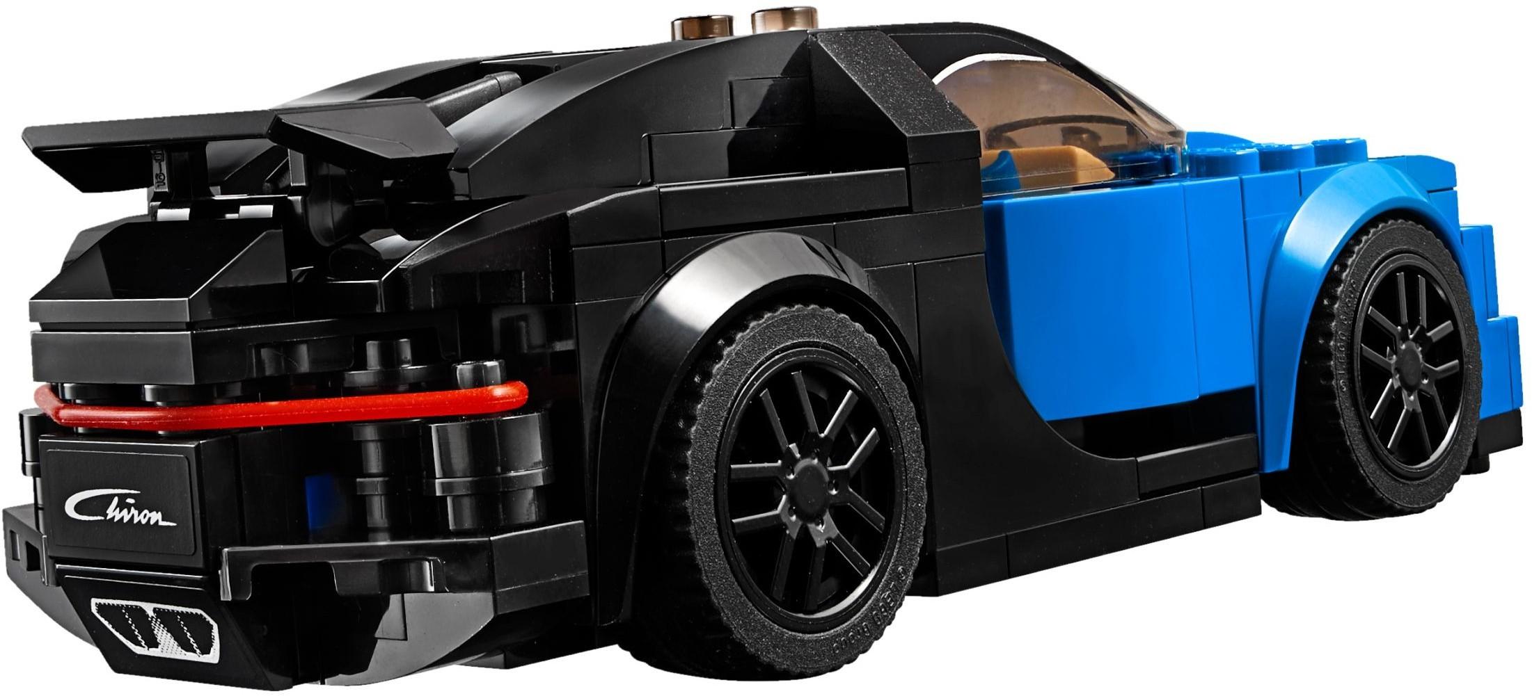 WANGE 2873 Bugatti Chiron 3