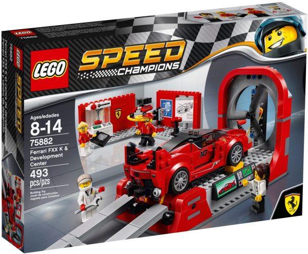 WANGE 2876 Ferrari FXX K and Research and Development Center 1