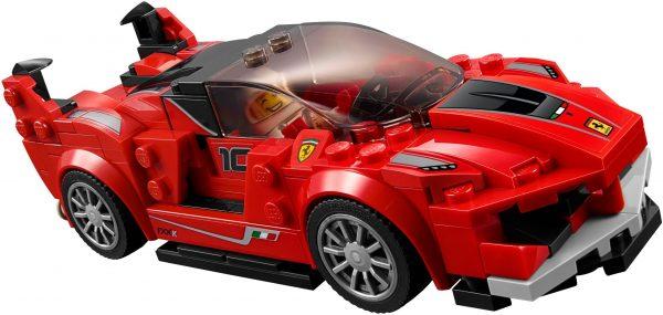 WANGE 2876 Ferrari FXX K and Research and Development Center 2
