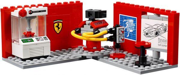 WANGE 2876 Ferrari FXX K and Research and Development Center 3