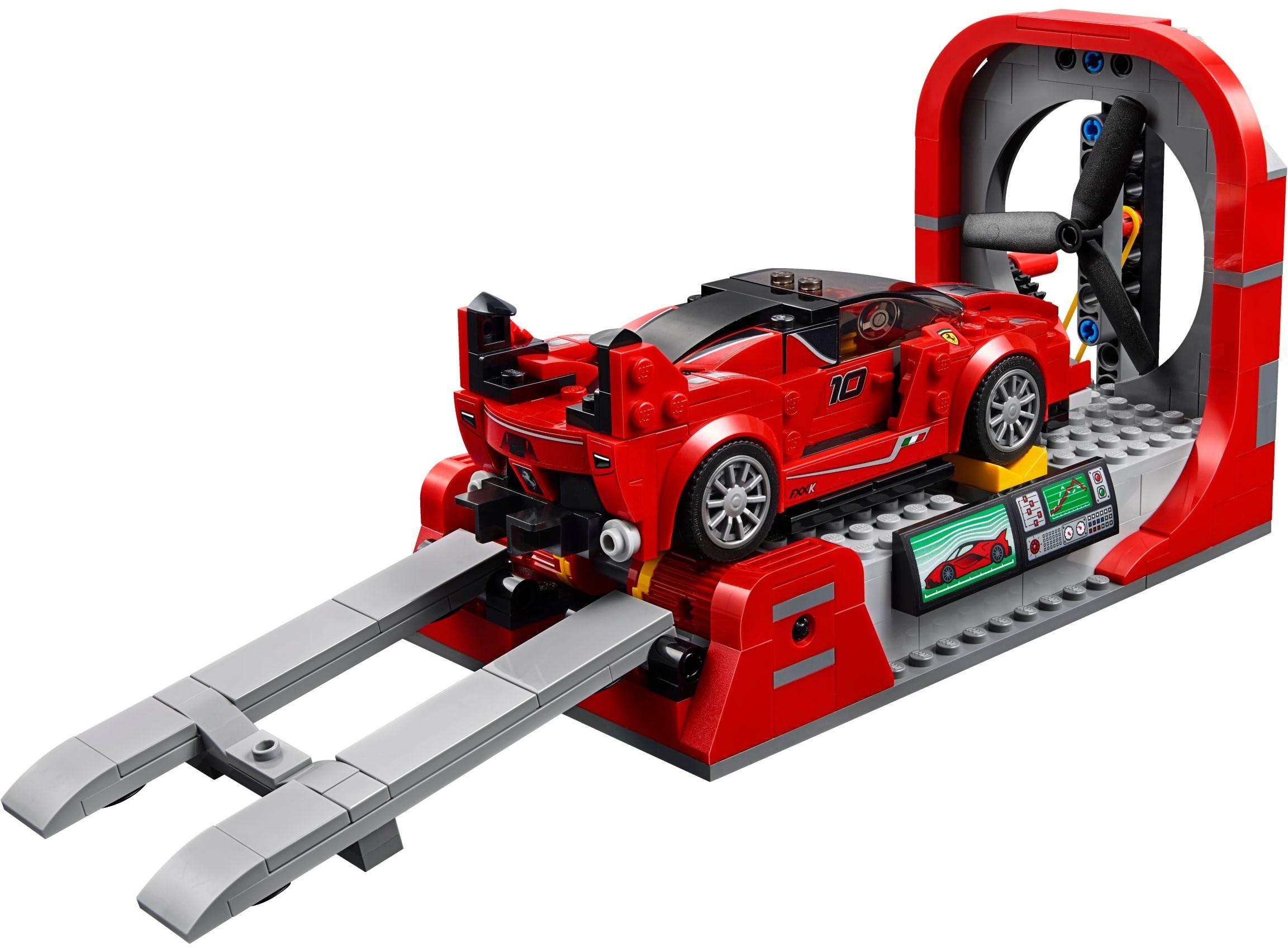 WANGE 2876 Ferrari FXX K and Research and Development Center 6