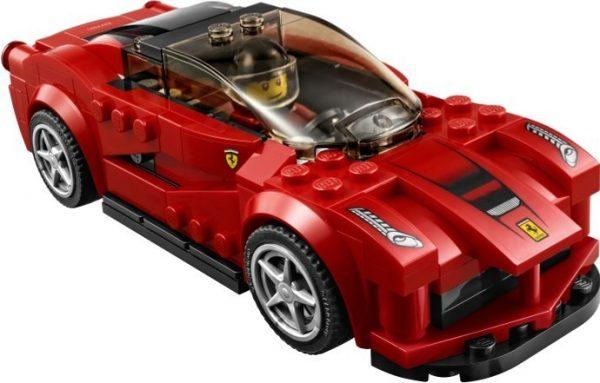 WANGE 2871 Ferrari LaFerrari 2