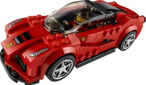 WANGE 2871 Ferrari LaFerrari 5