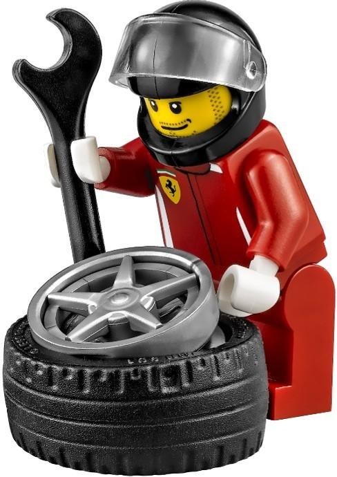 WANGE 2871 Ferrari LaFerrari 7