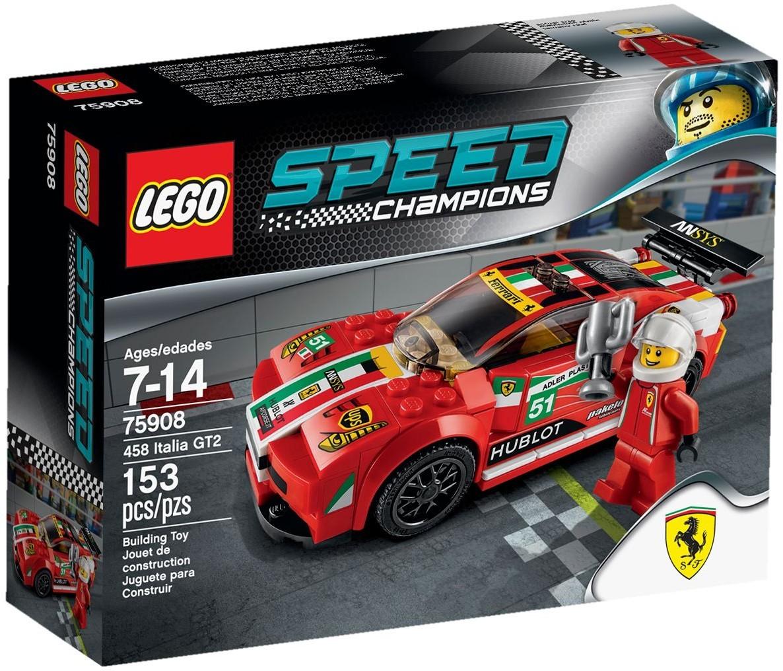 WANGE 2875 Ferrari 458 Italia GT2 2