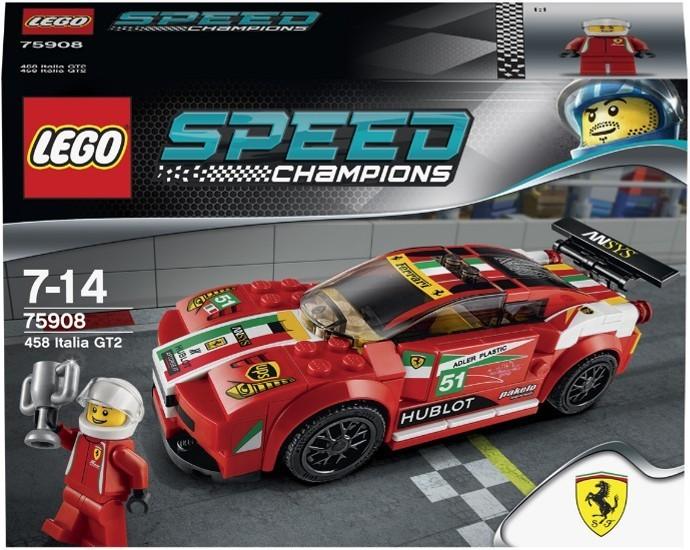 WANGE 2875 Ferrari 458 Italia GT2 3