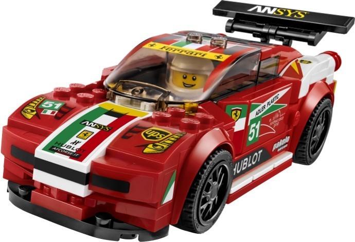 WANGE 2875 Ferrari 458 Italia GT2 4