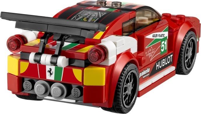 WANGE 2875 Ferrari 458 Italia GT2 5