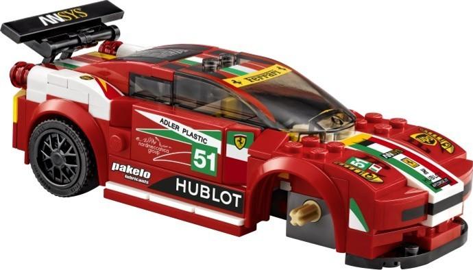 WANGE 2875 Ferrari 458 Italia GT2 6