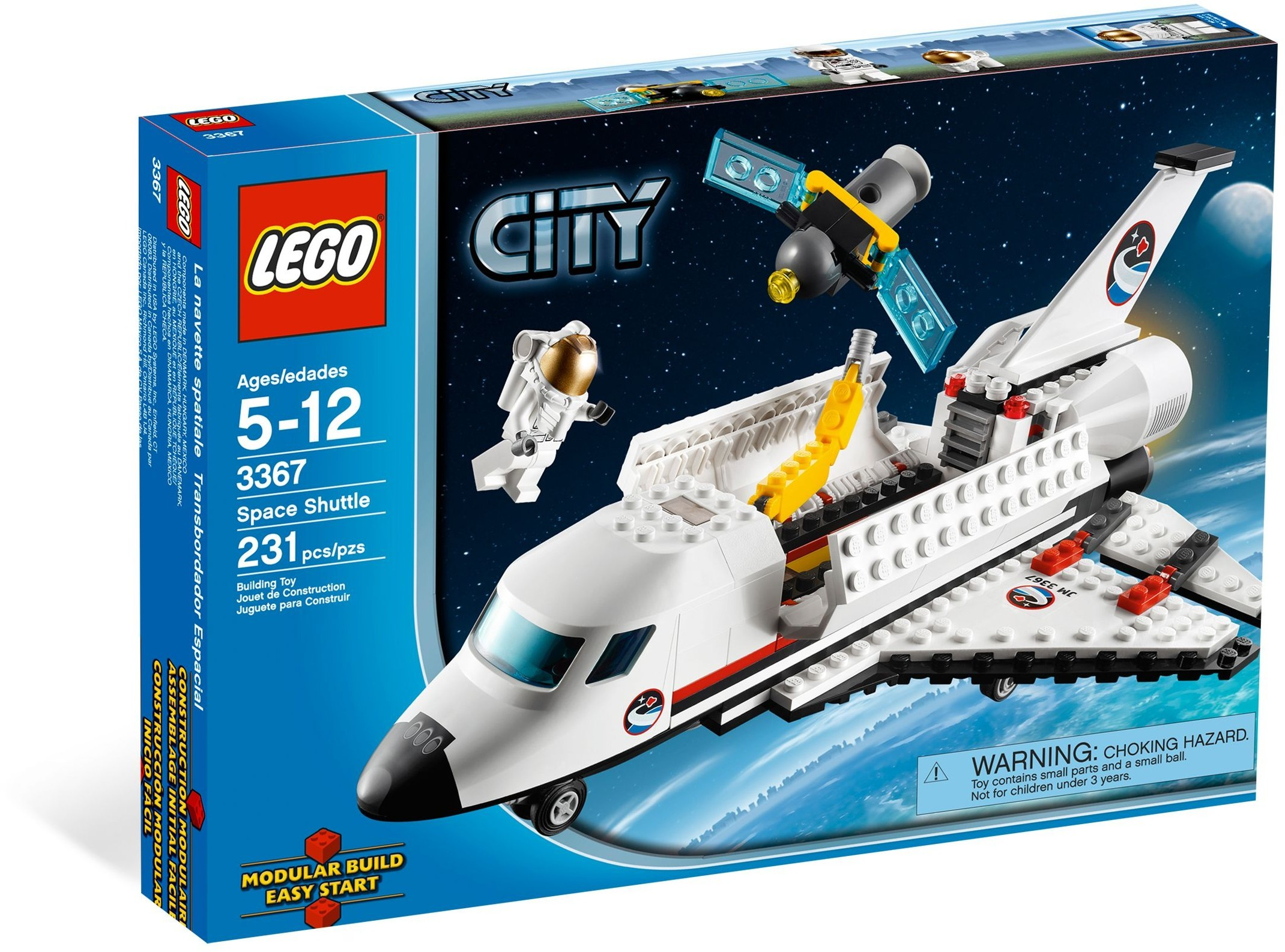 WANGE 8814 Space: Space Shuttle 4
