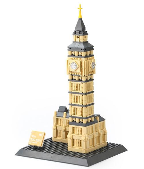 WANGE 7012 Elizabeth Tower, London, London, Big Ben 1