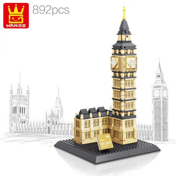 WANGE 7012 Elizabeth Tower, London, London, Big Ben 2