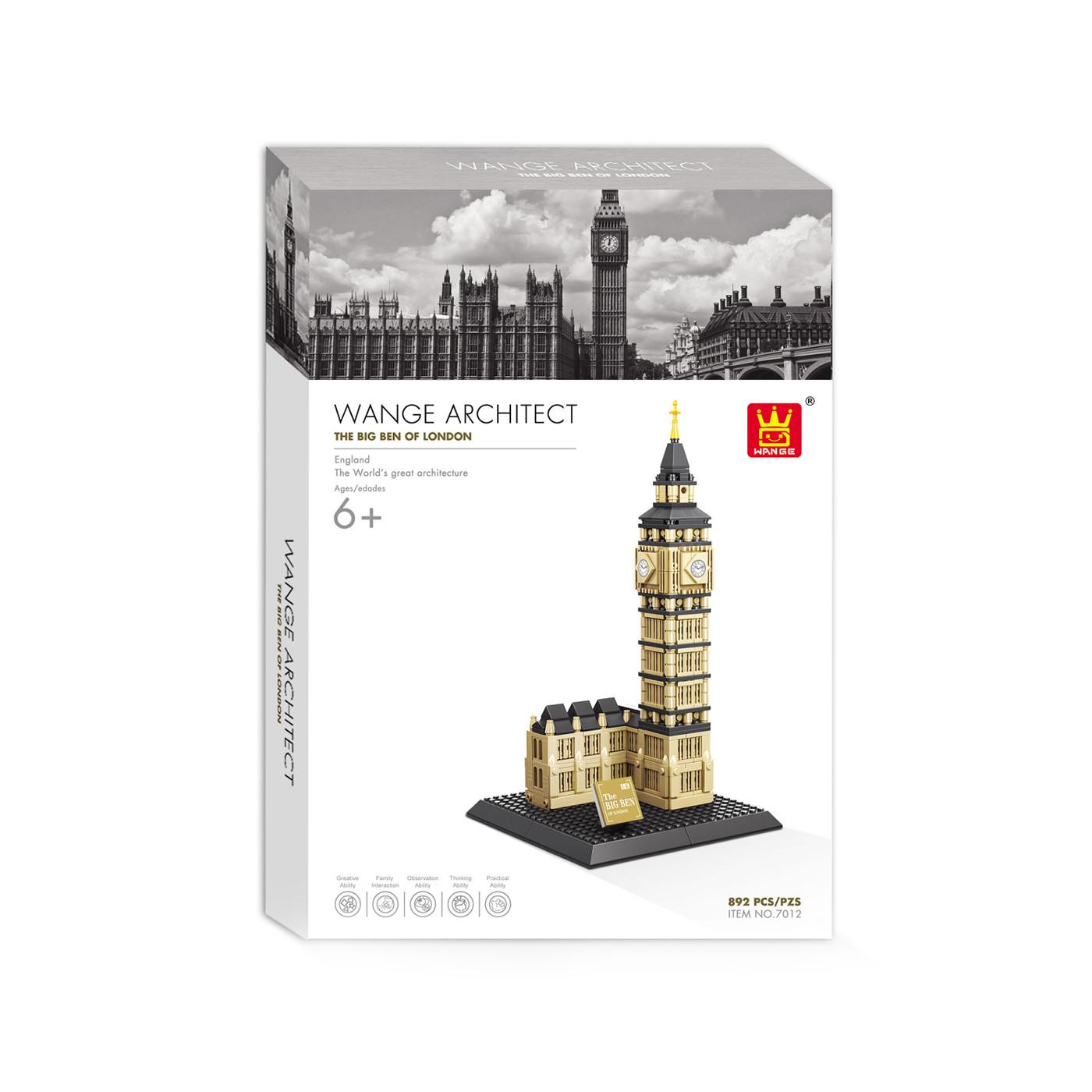 WANGE 4211 Elizabeth Tower, London, London, Big Ben 3