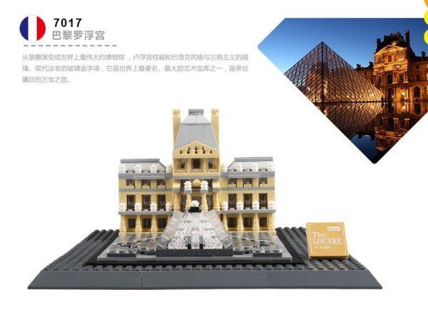WANGE 4213 Louvre Museum of Paris 2