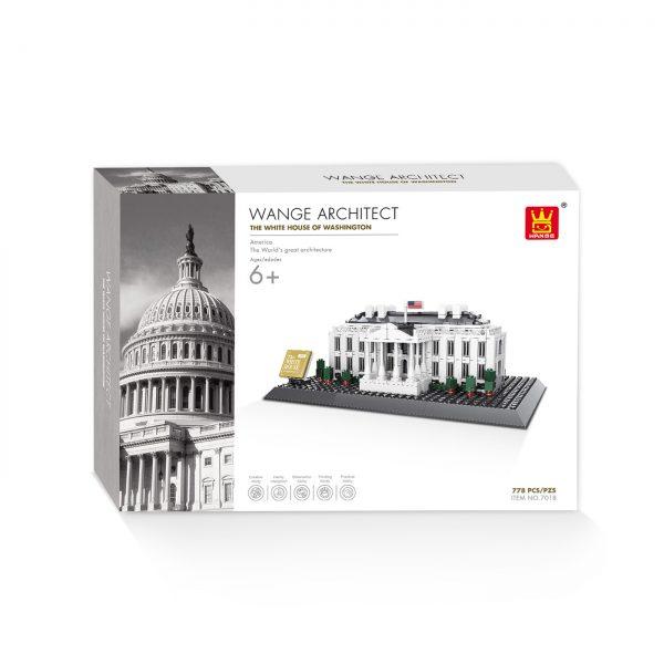 WANGE 4214 White House, Washington, USA 1