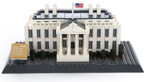 WANGE 7018 White House, Washington, USA 2