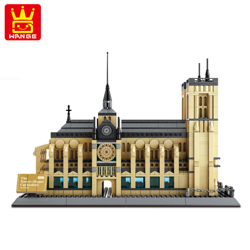 WANGE 5210 Notre Dame Cathedral 2