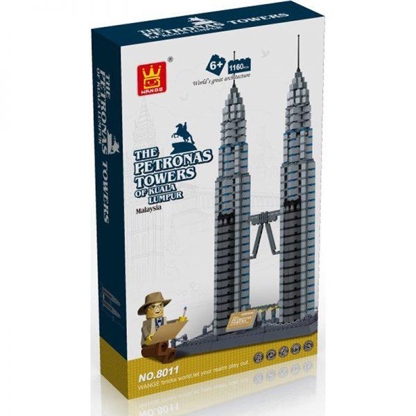 WANGE 8011 Twin Towers, Kuala Lumpur, Malaysia 1