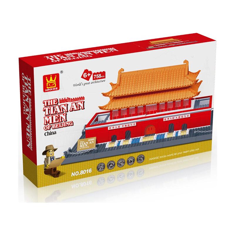 WANGE 8016 Beijing Tiananmen Tower 1