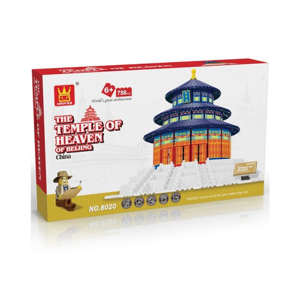 WANGE 8020 Beijing Temple of Heaven 2