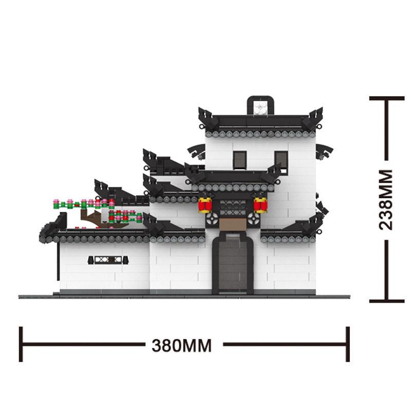 WANGE 5310 Huipai Architecture 1