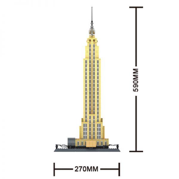 WANGE 5212 Empire State Building, New York, USA 1