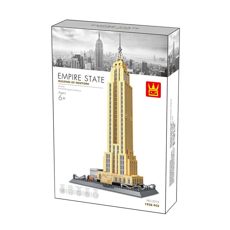 WANGE 5212 Empire State Building, New York, USA 2
