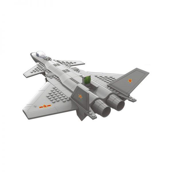 WANGE JX003 J20 Heavy Stealth Aircraft 1