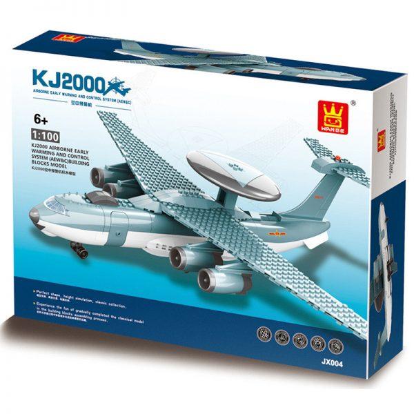 WANGE JX004 KJ2000 Airborne Aircraft 2