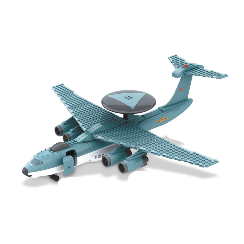 WANGE JX004 KJ2000 Airborne Aircraft 3
