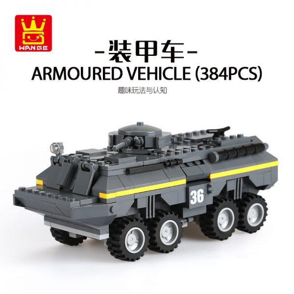 WANGE 3661 Legion: Armoured Vehicles 1