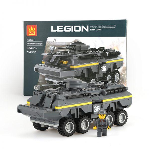 WANGE 3661 Legion: Armoured Vehicles 3