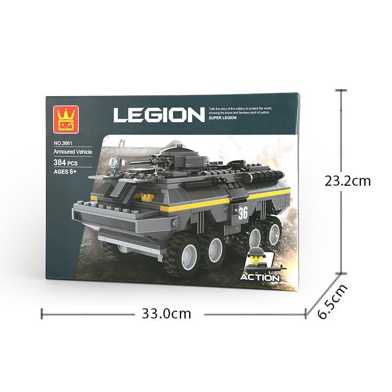 WANGE 3661 Legion: Armoured Vehicles 4