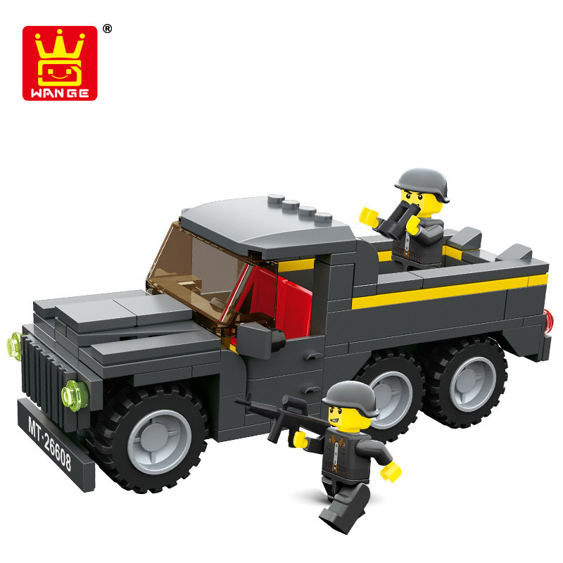 WANGE 2660 Legion: Military Trucks 4