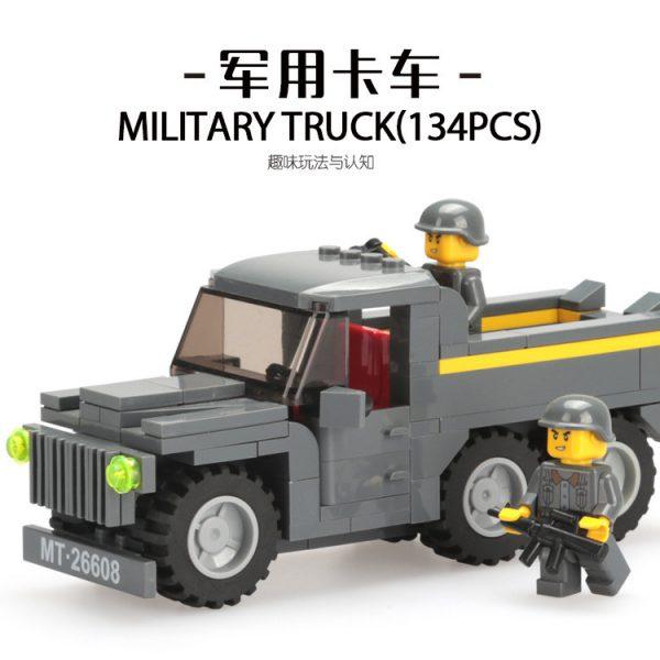 WANGE 2660 Legion: Military Trucks 5