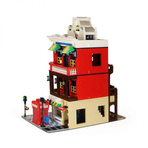 WANGE 6311 Architecture: Corner Shop 4