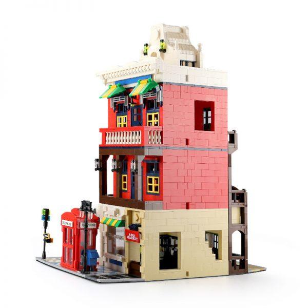WANGE 6311 Architecture: Corner Shop 7