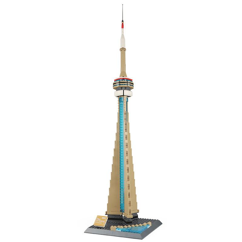 WANGE 4215 TV Tower, Toronto, Canada 1