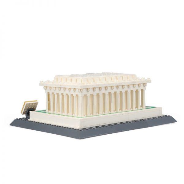 WANGE 4216 Lincoln Memorial 1