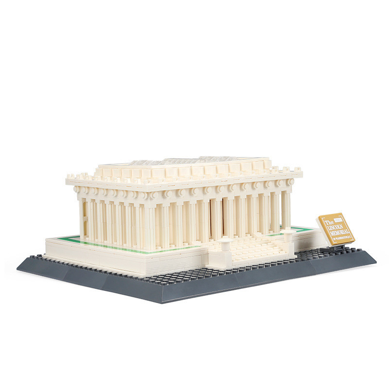 WANGE 4216 Lincoln Memorial 2