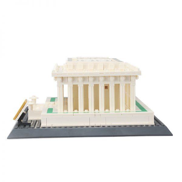 WANGE 4216 Lincoln Memorial 3