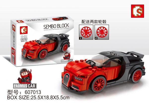 WANGE S73 Bugatti Chiron 5