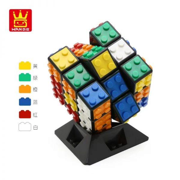WANGE 094 Vanger Square Cube 2