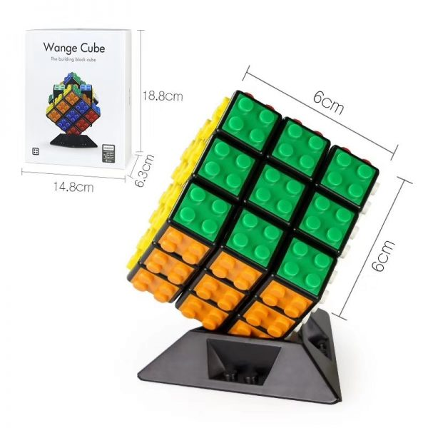 WANGE 094 Vanger Square Cube 4
